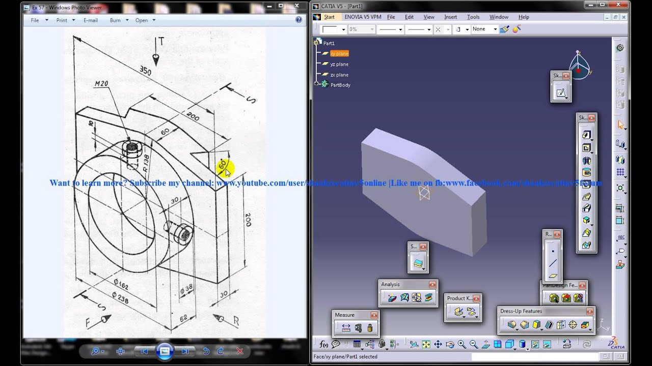 100+ Tutorial Catia V5 Part Models – yasminroohi