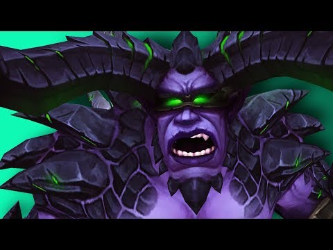 Cant Stop This Guy - Vengeance Demon Hunter PvP WoW Legion 725