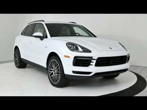 Porsche Silver Spring >> New 2019 Porsche Cayenne Silver Spring Md Washington Dc Md P90194
