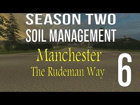 Farming Simulator 2015 Manchester Season 2 Soil Management Ep 6