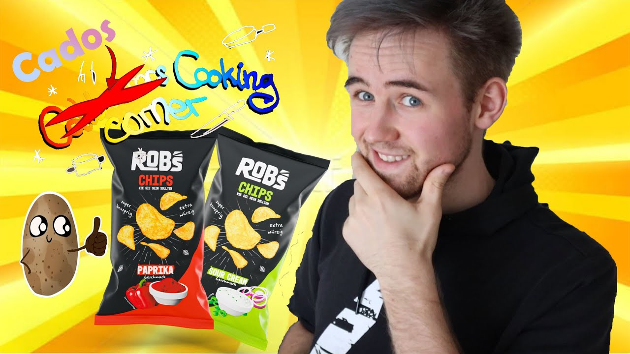 Crispy Rob Chips