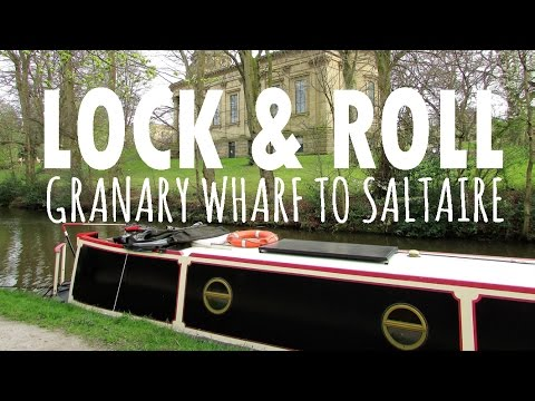 A Narrowboat Trip on the Leeds & Liverpool Canal - Part Two - Episode 19