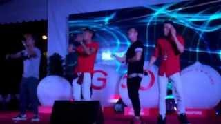 Ah Boys @ Keat Hong(CCK) NDP Celebration Part 2 - 08082015 (Weiliang Tosh Maxi Bunz Joshua)