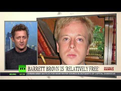 The Release of Journalist Barrett Brown w/ Alex Winter