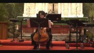 "Alan Hovhaness: ""Yakamochi"" for solo cello, mvmts 1,2,5"