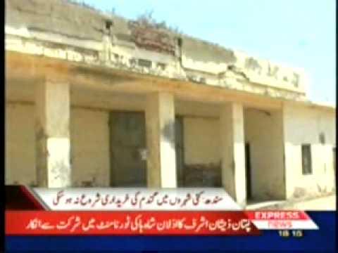 Wheat Procurement still not start in Hyd & Sindh.wmv