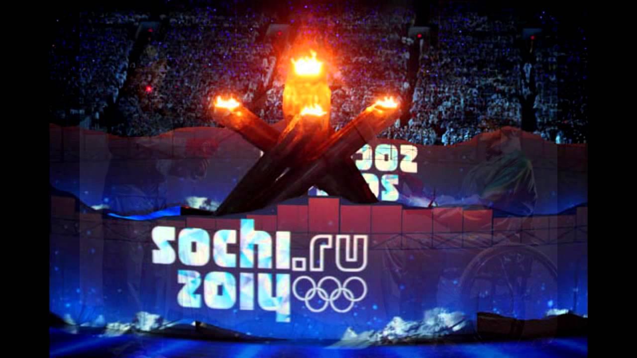 Церемония открытия Паралимпийских Зимних Игр в Сочи 2014