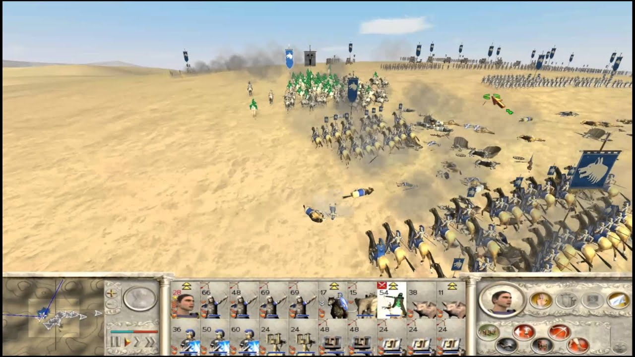 rome total war campaign scipii - photo#22