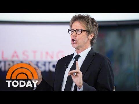 Dana Carvey Imitates Donald Trump, Bill Clinton, Talks New Netflix Comedy | TODAY