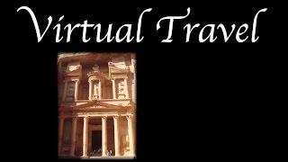 【Virtual Travel】ペトラ遺跡(ヨルダン)