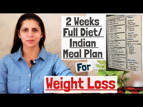 2-weeks-indian-diet-/-meal-plan-|-vegetarian-weight-loss-diet-|-what-i-eat-in-2-weeks-|-hindi