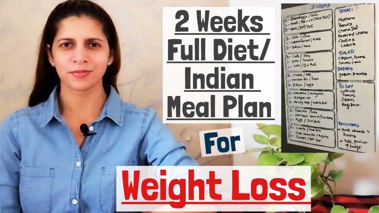 Loss vegetarian weight chart diet for Indian Vegetarian