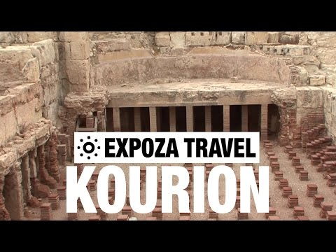 Kourion (Cyprus) Vacation Travel Video Guide