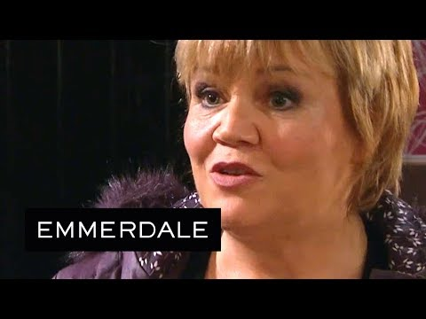 Emmerdale - Laurel Is Stunned by Brenda