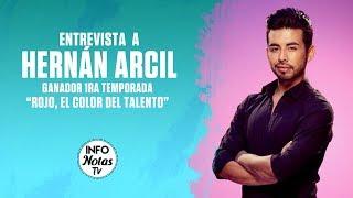 Entrevista a Hernán Arcil - InfoNotas TV
