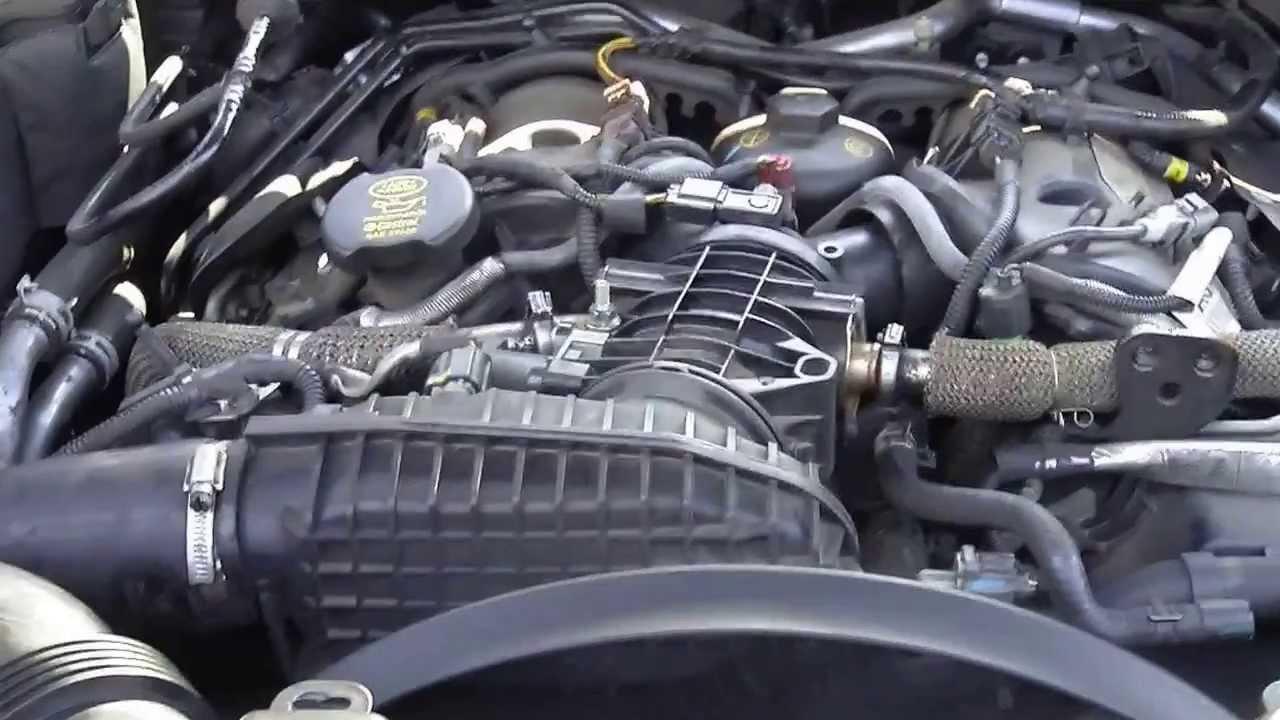 2006 Range Rover Sport engine fault!!  YouTube