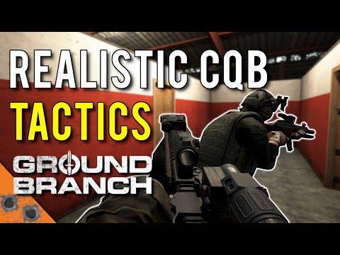 Realistic CQB Tactics