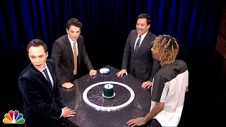 catchphrase with jim parsons miles teller and wiz khalifa