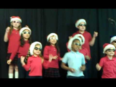 Natalies christmas song -desert wonderland