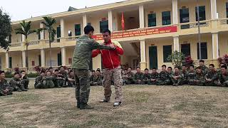 Võ thuật Quân đội tự vệ