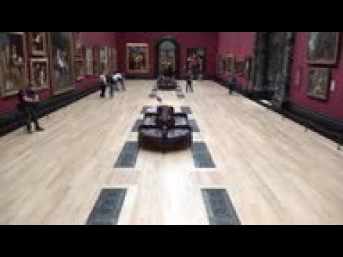 UK National Gallery ready to welcome back visitors