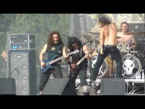 Saratoga - Deja Vu- Leyendas del Rock 2012