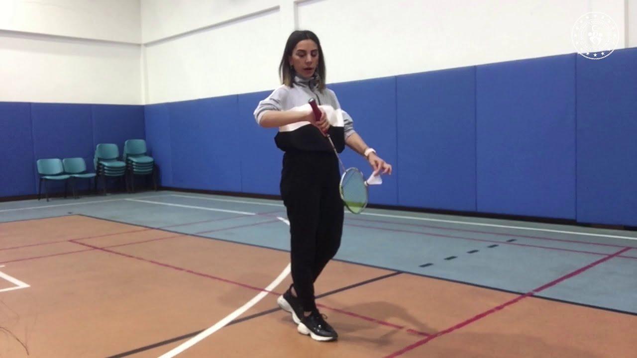 badminton bölüm 1