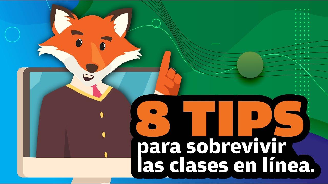 8 TIPS para que las clases en línea sean BUENAS. 🦊 Papá primerizo🦊