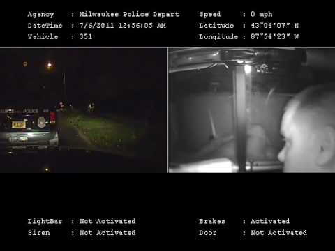 Milwaukee Police squad video: In-custody death of Derek Williams