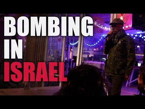 Massive Bombing in Tel Aviv! (With Miles McInnes)