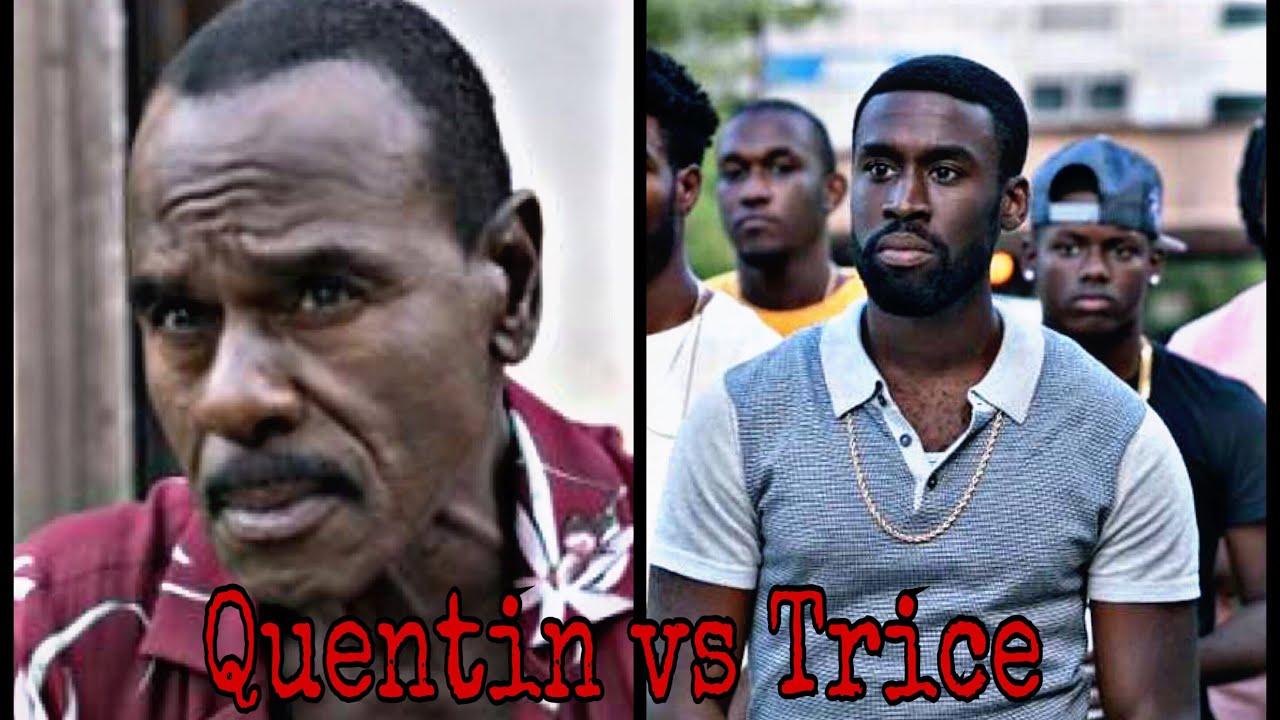 Download The Chi Season 1 Quentin vs Trice!!!