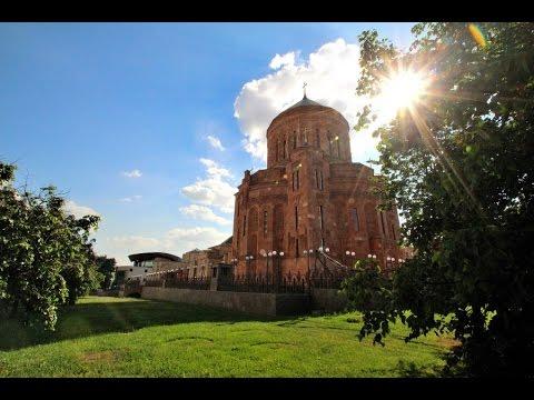 Армянский храмовый комплекс в Москве