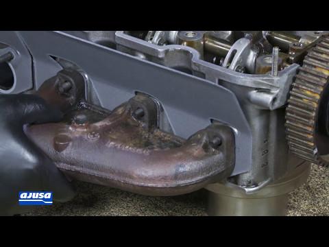 Exhaust Manifold Gasket / Colector Escape BMW 525i M20(256K1) .