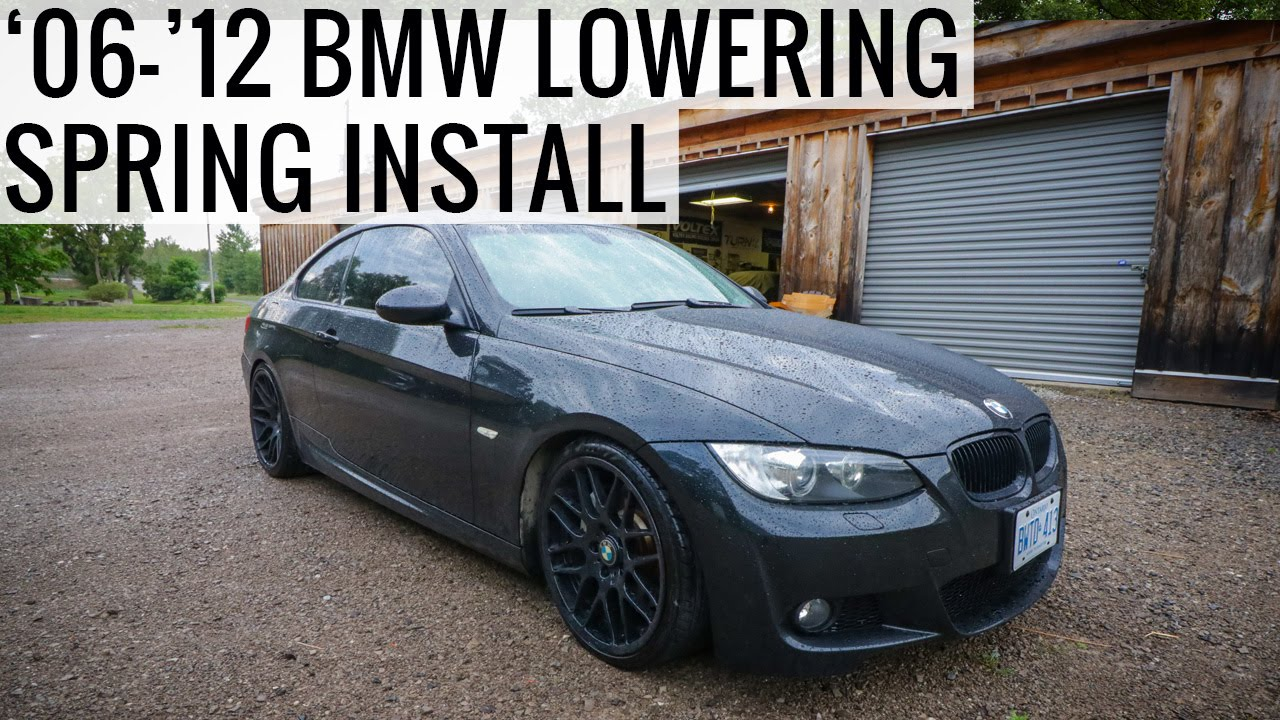 how to set clock on bmw 335i
