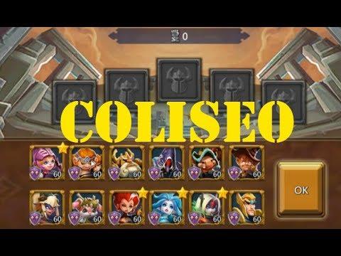 Lords Mobile ES - Coliseo (Básico)