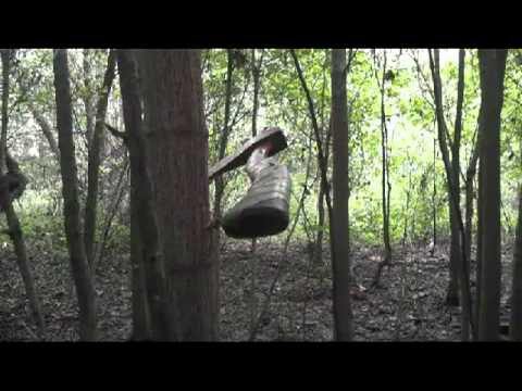Unofficial Movie Trailer Hatchet by Darren De Pena - YouTube