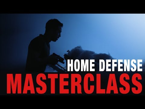 How To Prepare For a HOME INVASION - Home Defense MASTERCLASS