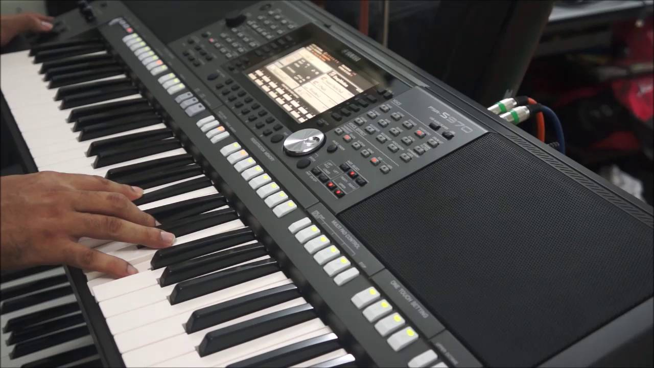 sia cheap thrills cover yamaha psr s970 youtube. Black Bedroom Furniture Sets. Home Design Ideas