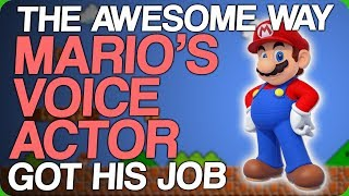 The Awesome Way Mario's Voice Actor Got His Job