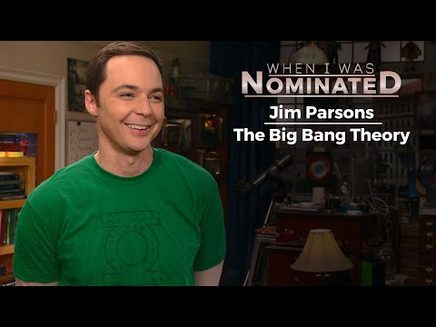 When I Was Nominated Emmys Edition: Jim Parsons