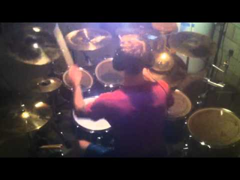 DevilDriver - Grinfucked Drum Cover