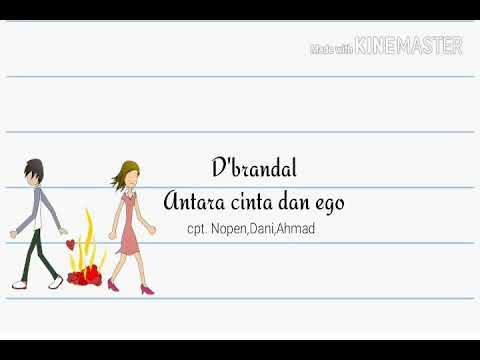 BIKIN NANGIS!! D'brandal - Antara Cinta Dan Ego (ACDE) Lagu Baper 2019