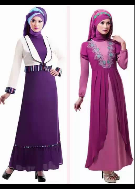 Baju Islami Masa Kini 24