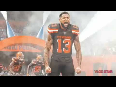 Odell Beckham Jr Highlights 2018-19 (Offset Red Room) Liljay_89 400 On The Way