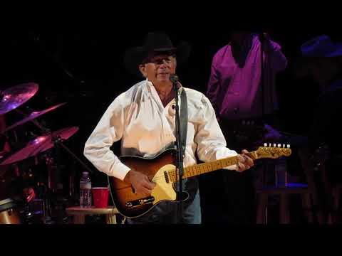 George Strait - Sing Me Back Home/FEB 2018/Las Vegas, NV/T-Mobile Arena