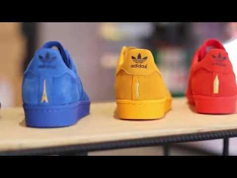 adidas Superstar City Pack 2015