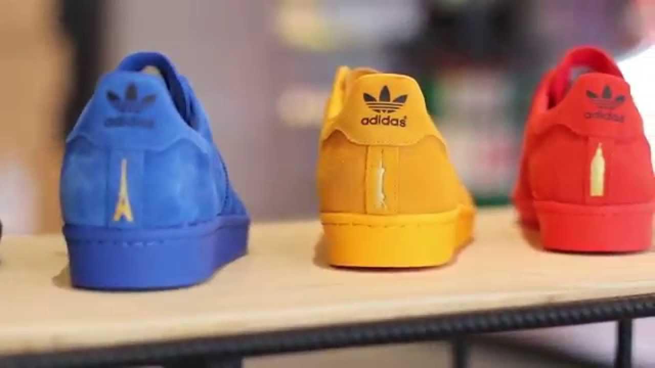 adidas superstar city series new york