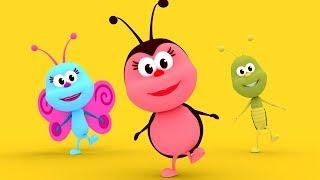 Feet Feet Song | Preschool Nursery Rhymes for Babies | Children Song - Kids Baby Club