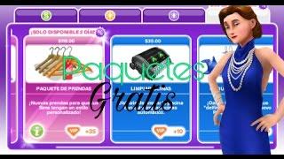 Sims FreePlay | Cómo Tener Paquetes Gratis de la Tienda Online | Android - Root