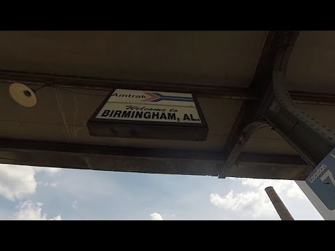 Tour The Old Birmingham Amtrak Station (ex-L&N) Before Demolition